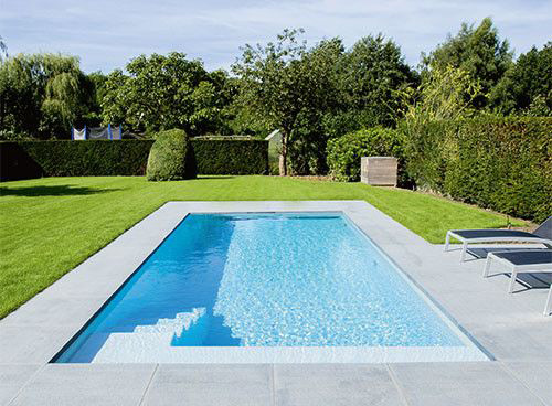 Piscines monobloc simplicit de construction rapidit et for Piscine monobloc