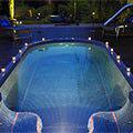 Les spas de nage, nager à contre-courant
