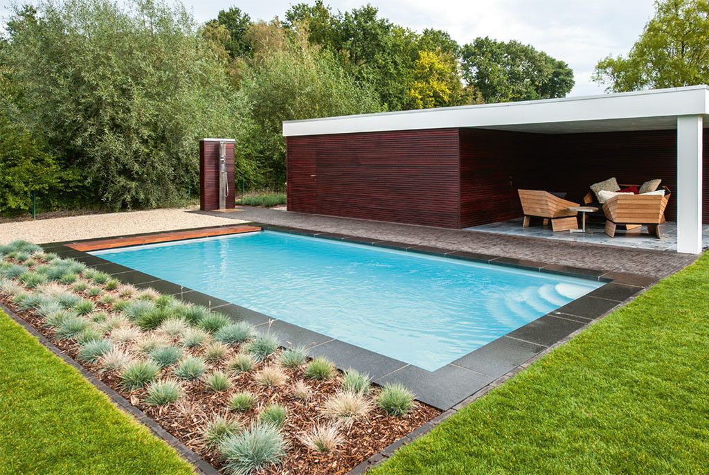 Bollen Zwembaden Des lignes modernes