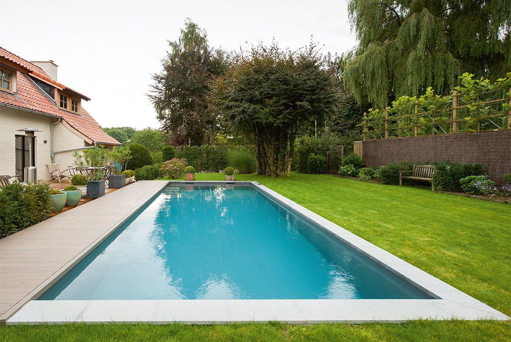 Ziwa Pool Transformation