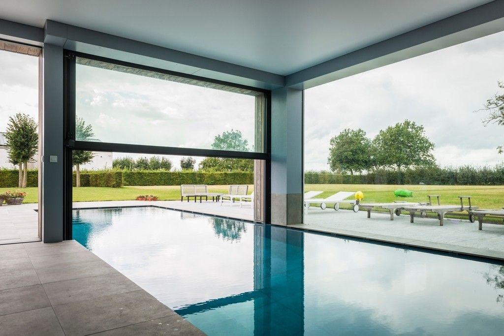 West-Pool Une piscine d'hiver et d'été parfaite
