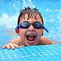 La sécurité dans et autour de la piscine